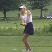 Lexington senior Mandy Ruminski finished sixth in the Division I state tournament last year and is off to a great start this season