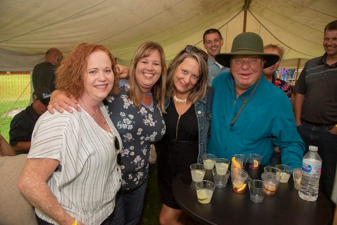 Attendees enjoy the 2019 craft beer event at Hayes Presidential. This year's event is called Craft Beers, Cocktails and Creatures and will take place on Saturday, Aug. 29, at Spiegel Grove.