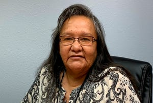 Eloise Brown is suing the Navajo Nation over the cancellation of the tribe's primary election.