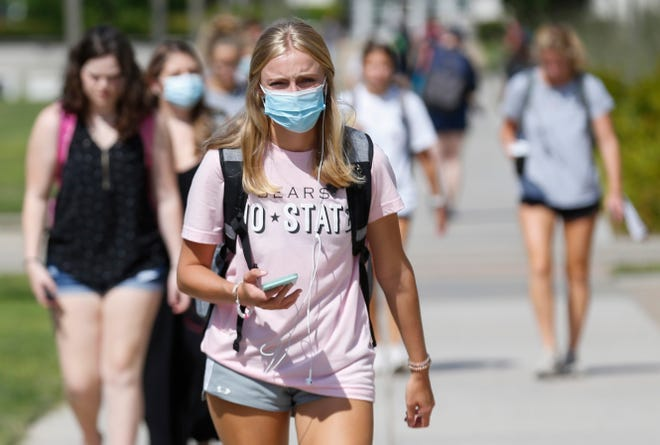 Missouri State University will require masking for the start of the 2021-22 year.