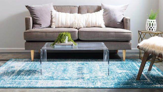 Keep your floors cozy.