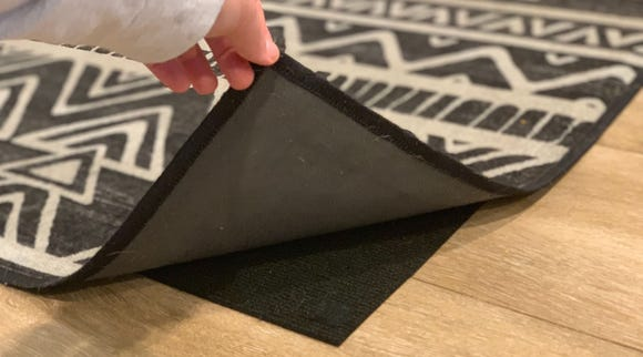 Bonus: These rugs are machine washable.