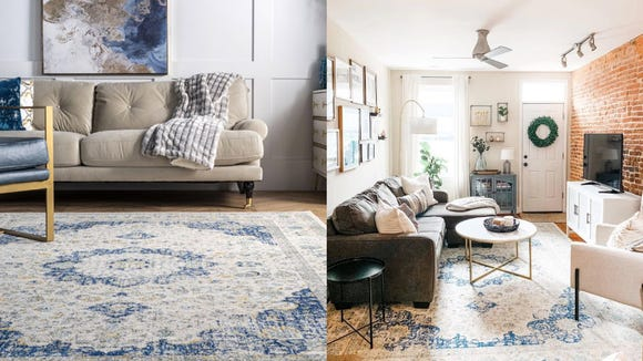 Look out for Rugs USA's frequent sales.