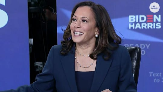 Democrats' path to victory in 2020 election 'runs straight through Michigan,' Kamala Harris tells Detroit supporters