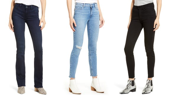 These designer jeans are a must-have.