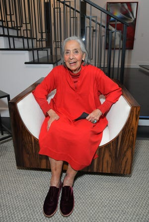 Artist Luchita Hurtado has died at age 99. She was 'discovered' at age 97, when she became a sensation in the art world, according to ABC7 Los Angeles.