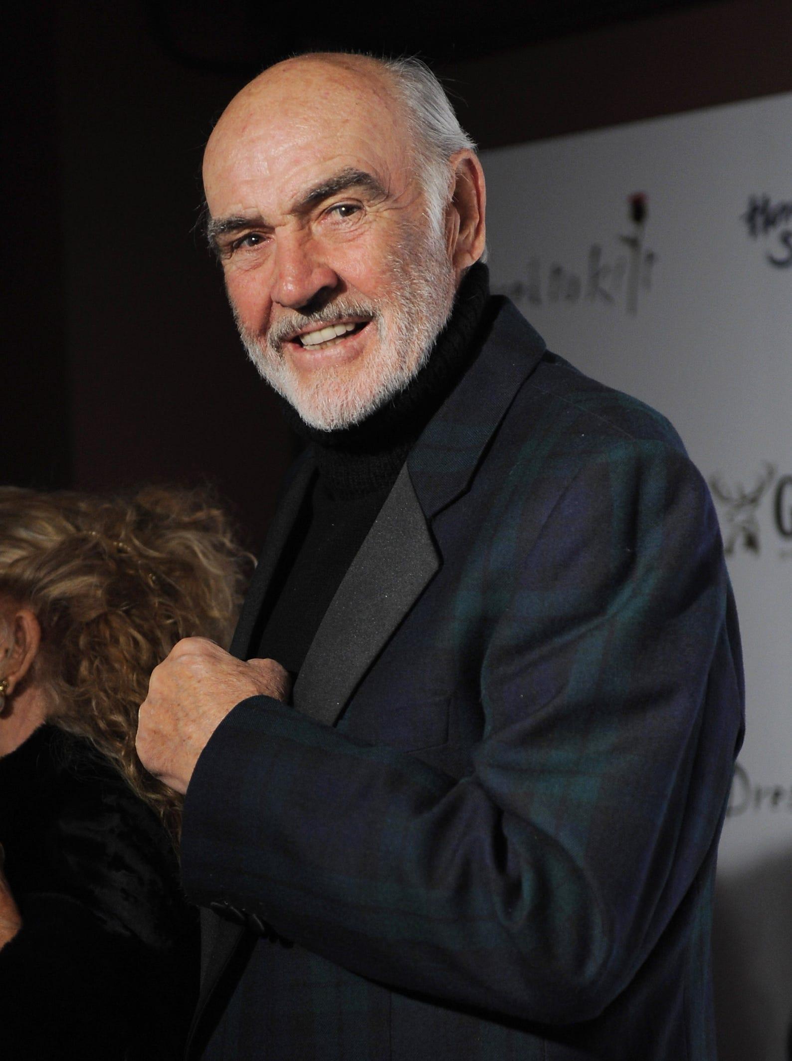 Sean Connery His Life In Photos