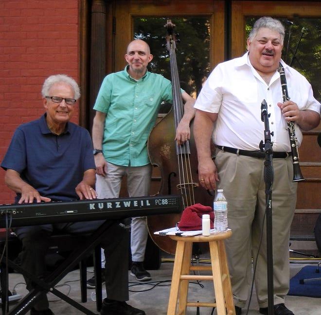 The Rod Blumenau Upstate Dixie Three.