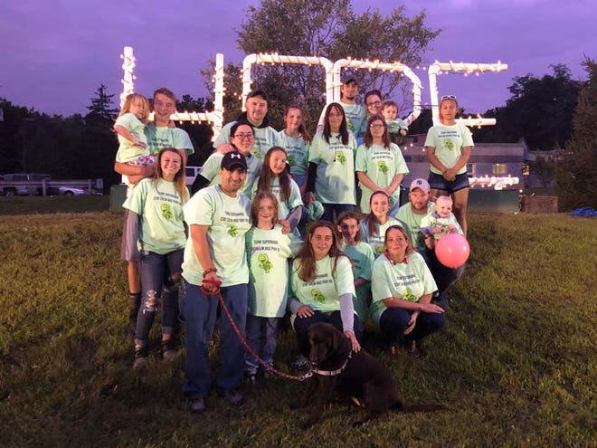 Hope Walkers of Yates County have been raising funds to support local cancer patients  and their families since 2016. The 2020 Hope Walk will take place Aug. 22 at the fields behind the Yates Recreational & Resource Center in North Main Street.