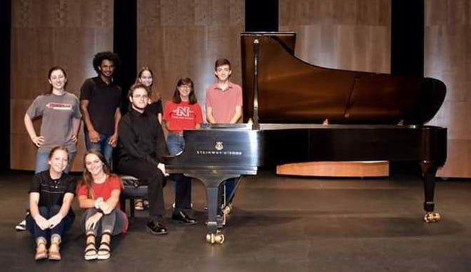 Nicholls piano students will perform Beethoven sonatas during an online concert Sept. 8.