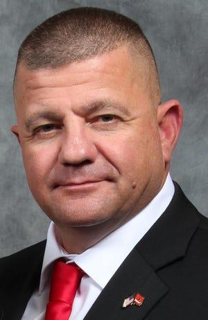 Terrebonne Parish Sheriff Tim Soignet