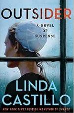 """""""Outsider"""" novel by Linda Castillo"""