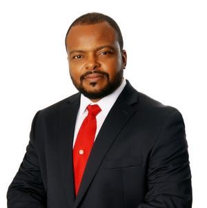 Darius Kelley, candidate for DeBary City Council, in 2020.