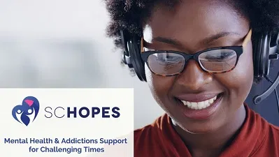 The SC-HOPES support line now has a Spanish speaking line called Tu Apoyo.