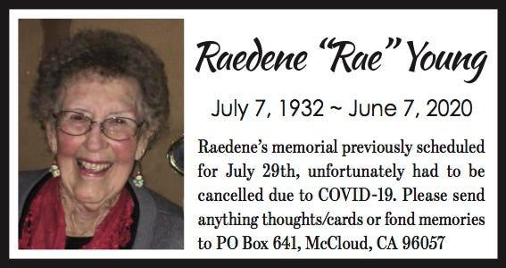 Raedene Young