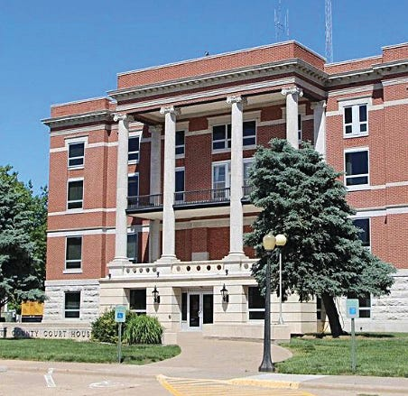 Pratt County commissioners meet every Monday at 4 p.m. at the Pratt County Court House. These meetings are open to the public and can be watched by Zoom online by following a link and instructions at prattcounty.org.