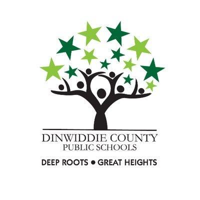 Dinwiddie County Public Schools Logo