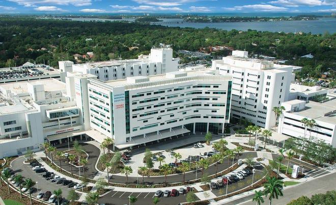 Sarasota Memorial Hospital had 78 COVID-19 patients Friday.