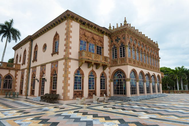 The Ca' d'Zan was a magnet for the rich and famous in 1926, and, after its restoration in the early 2000s, it is among America's finesthouse museums.