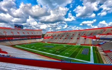 Steve Spurrier-Florida Field will not have a game Saturday as LSU's contest against Florida has been postponed until Dec. 12 because of a COVID-19 outbreak in recent days on the Gators' football team.