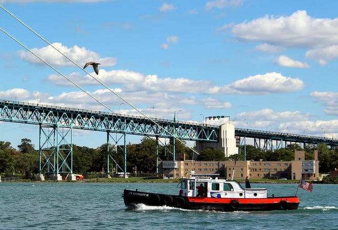The J.W. Westcott II is the country's only floating ZIP code.