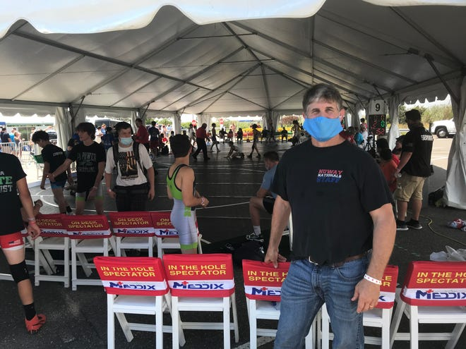 Tournament director Dave Dean brought the NUWAY Summer Nationals back to Atlantic City while grappling with safety protocols due to the national pandemic.