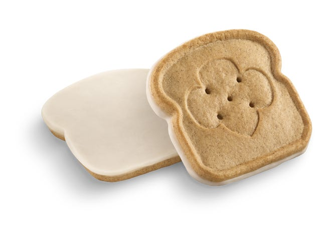 Girl Scouts of Greater Iowa released a new cookie, the Toast-Yay, Tuesday. The cookie is inspired by the flavor of French toast.