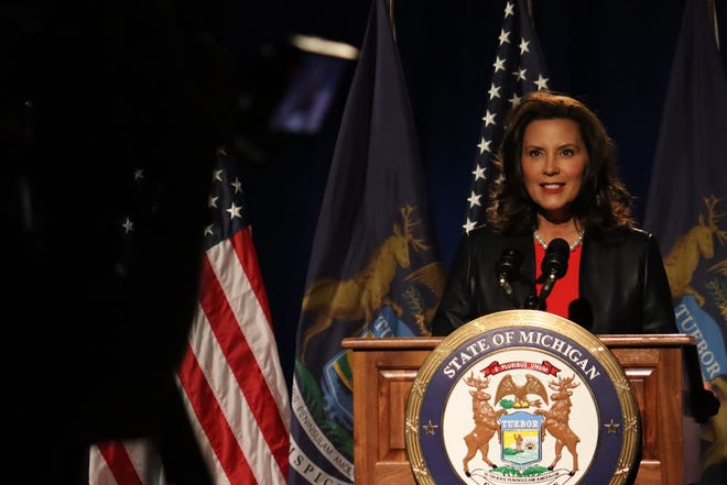 Michigan Voters Approve Of Whitmer S Handling Of Pandemic Poll Finds