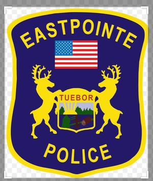 One person was hospitalized late Monday in Eastpointe.