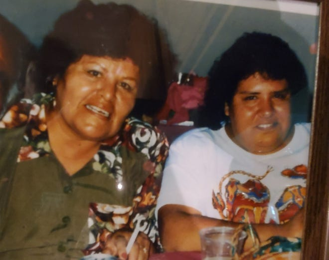 Virginia Vasquez and Diana Pallanes died from COVID-19 within days of each other in March 2020.