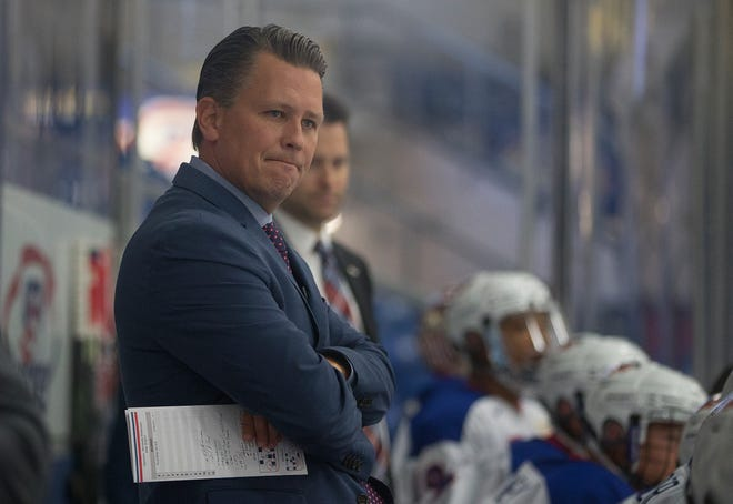 New Amerks coach Seth Appert has a long history of coaching in college and at the developmental level.