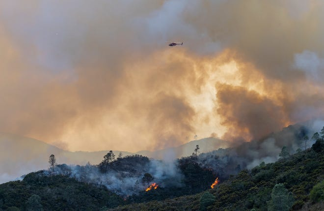 The River Fire is now 66% contained after having burned 48,732 acres.