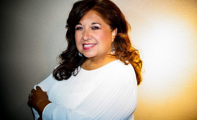 Judy Gutierrez, candidate for West-Central District 2 City Council representative.