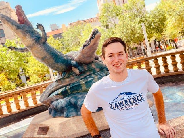 Wesley Lawrence