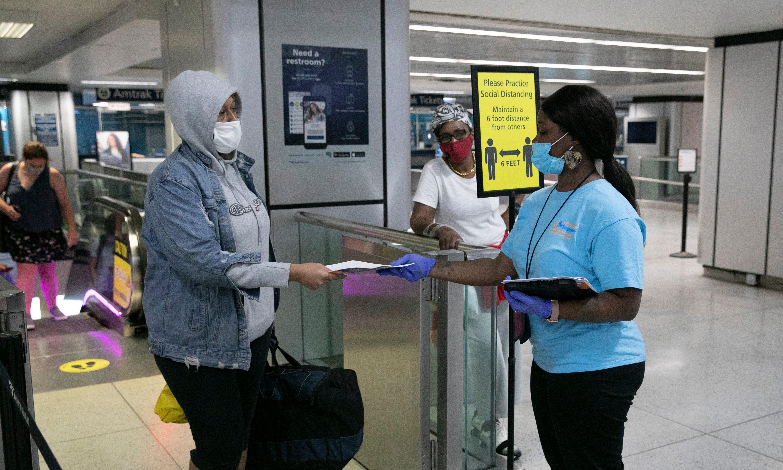 New York won't require fully vaccinated international travelers to quarantine anymore
