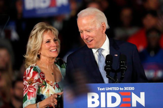 Jill Biden Gives Emotional Speech At Dnc As Joe Biden Gets Nomination