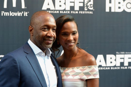 Jeff and Nicole Friday are founder/CEO and general manager, respectively, of the American Black Film Festival.