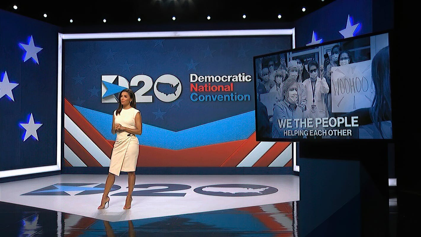 Michelle Obama John Kasich coronavirus: How Republicans reacted to night 1 of the DNC convention – USA TODAY