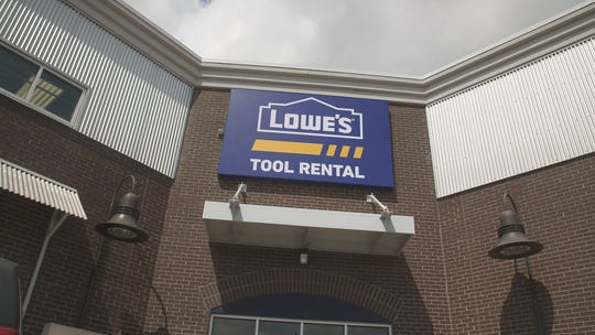 Lowe's is getting in the tool rental business.
