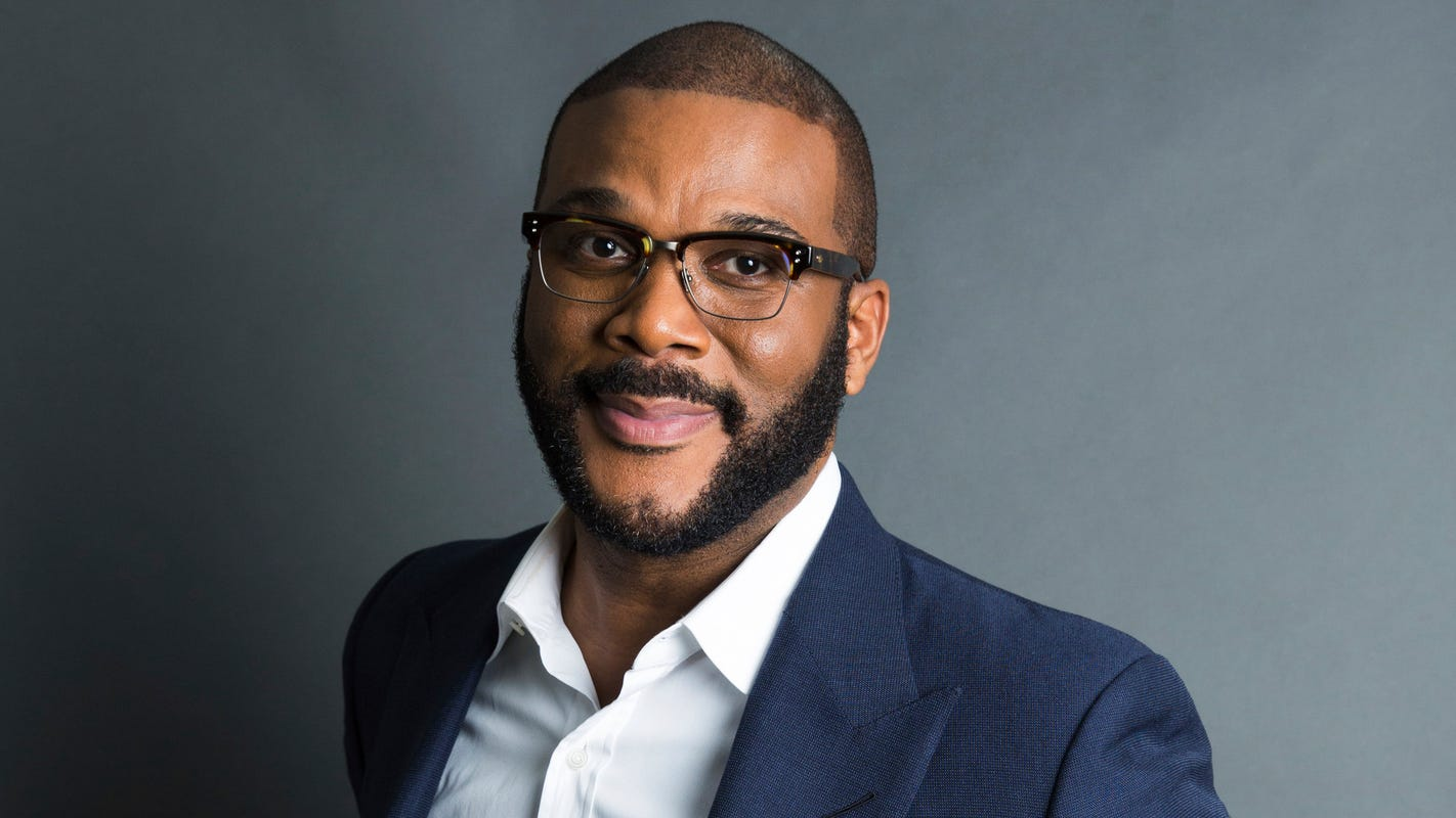 Tyler Perry has become Hollywood's latest billionaire, according to Forbes thumbnail