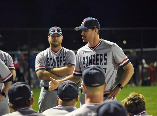 Mike Furlong led the Ballard baseball team to an 11-7 record and a share of the Raccoon River Conference championship in his first season as head coach for the Bombers in 2020.