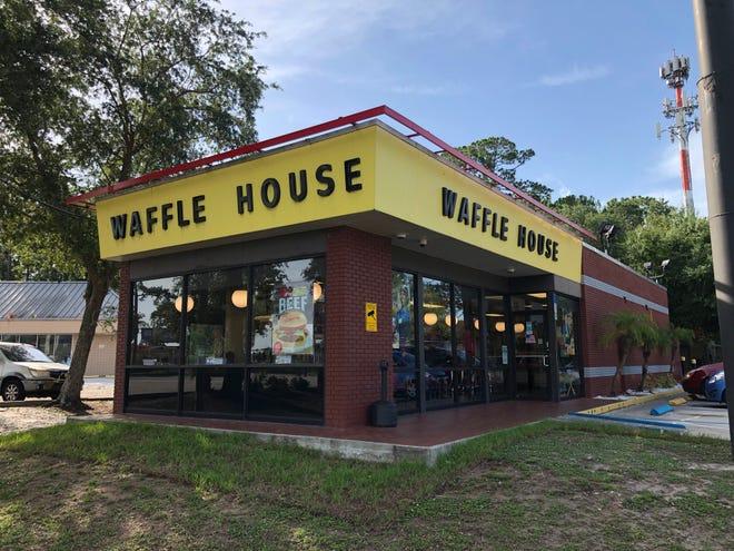 Waffle House, Daytona Beach.