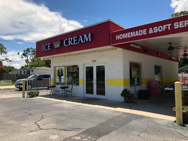 Frost King Ice Cream, Edgewater.