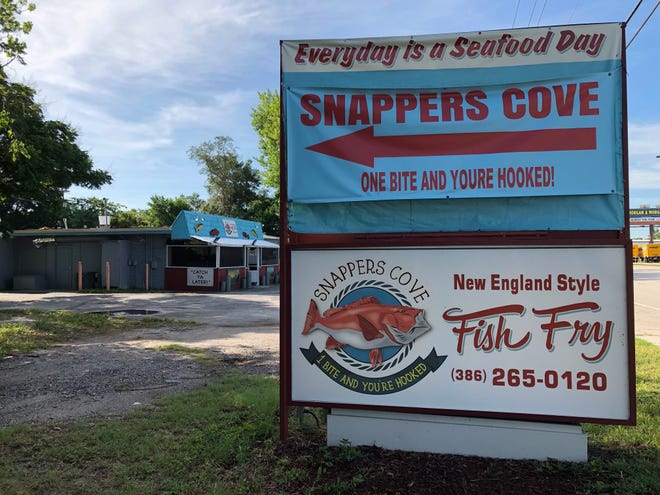 Snappers Cove, Ormond Beach.