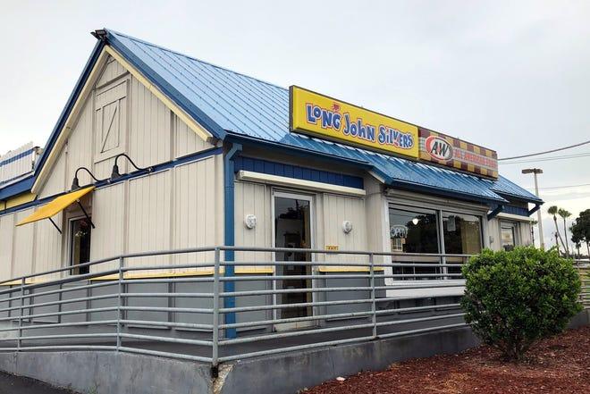 Long John Silver's, South Daytona.