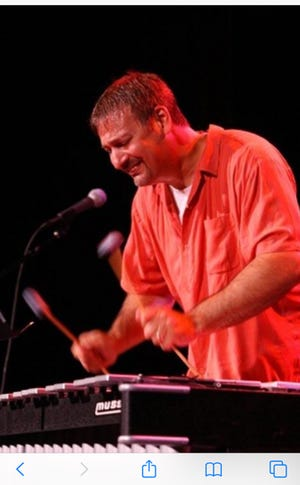 Vibraphonist Joe Baione will gig at the Concerts on The Green series in Dover on Thursday, Aug. 20.