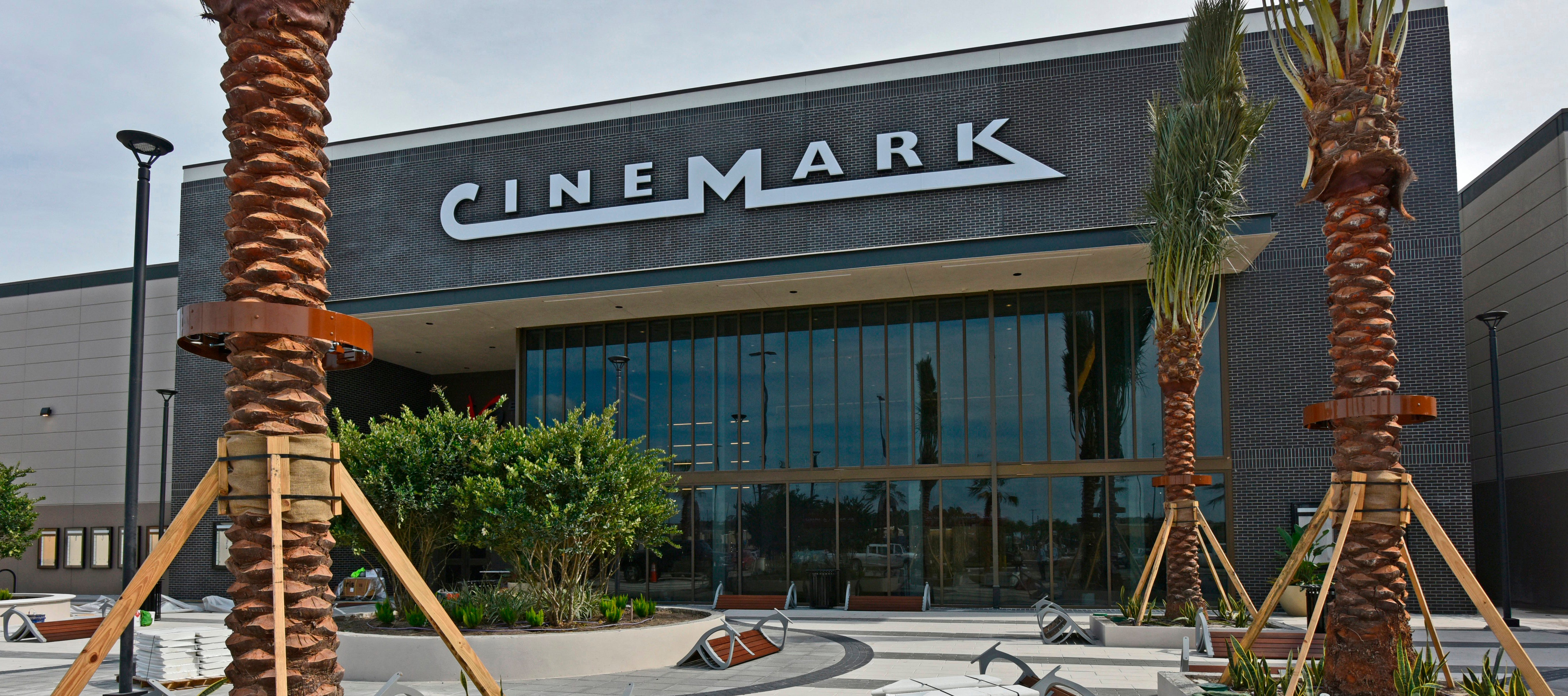 Cinemark Durbin Park movie theater complex reopens Friday in St. Johns