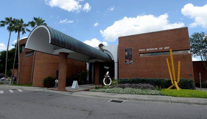 The Polk Museum of Art will reopen Wednesday.  SCOTT WHEELER/THE LEDGER
