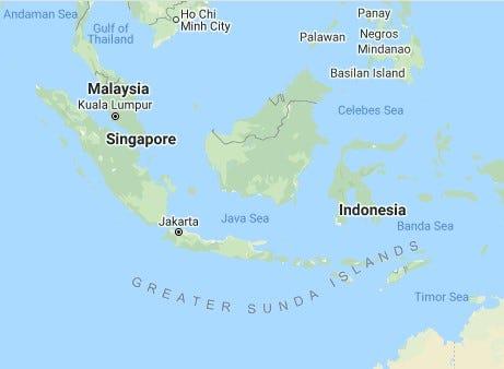 Earthquakes strike western Indonesia