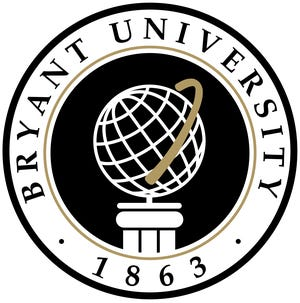 Local students recently graduated from Bryant University in Smithfield, Rhode Island.